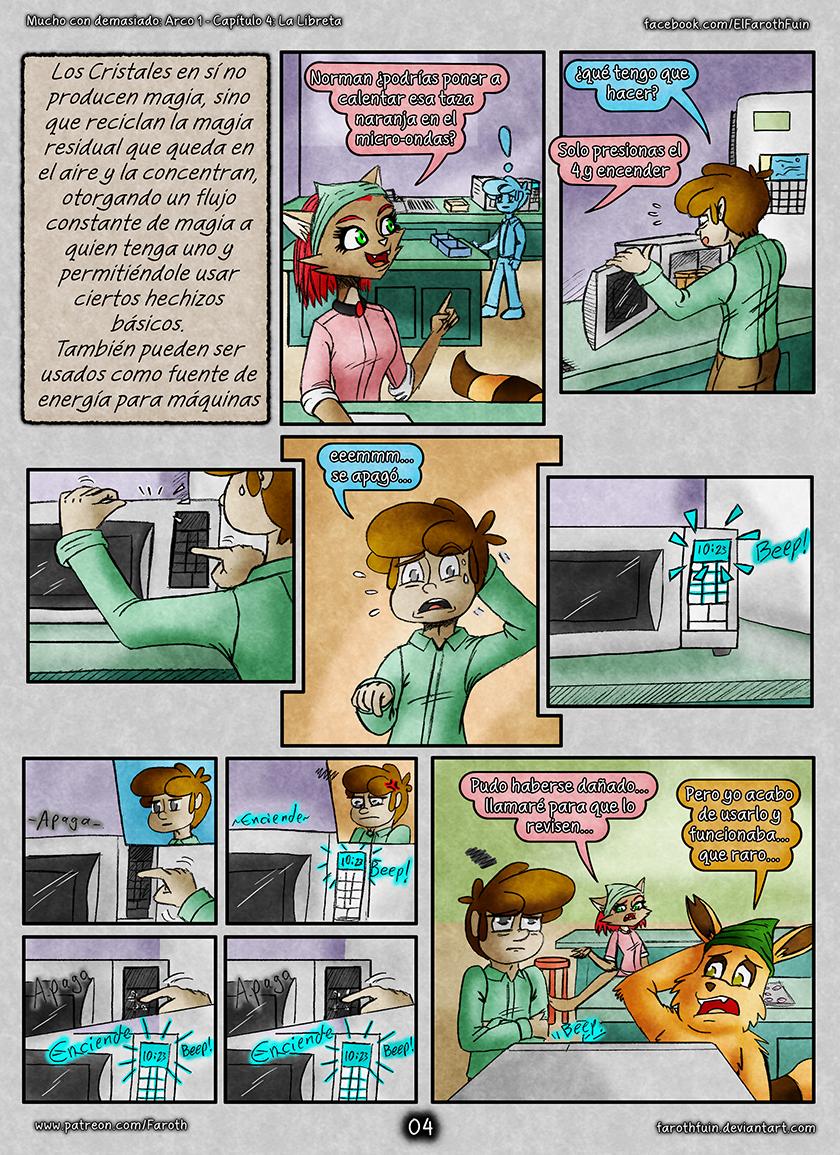 Cap 4 - Pag 04: Cristales